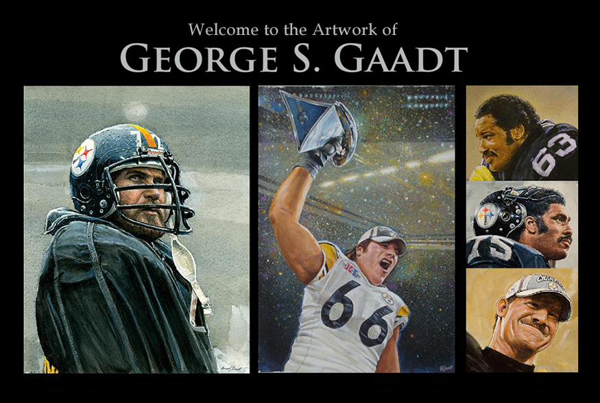 Artwork of George S.Gaadt